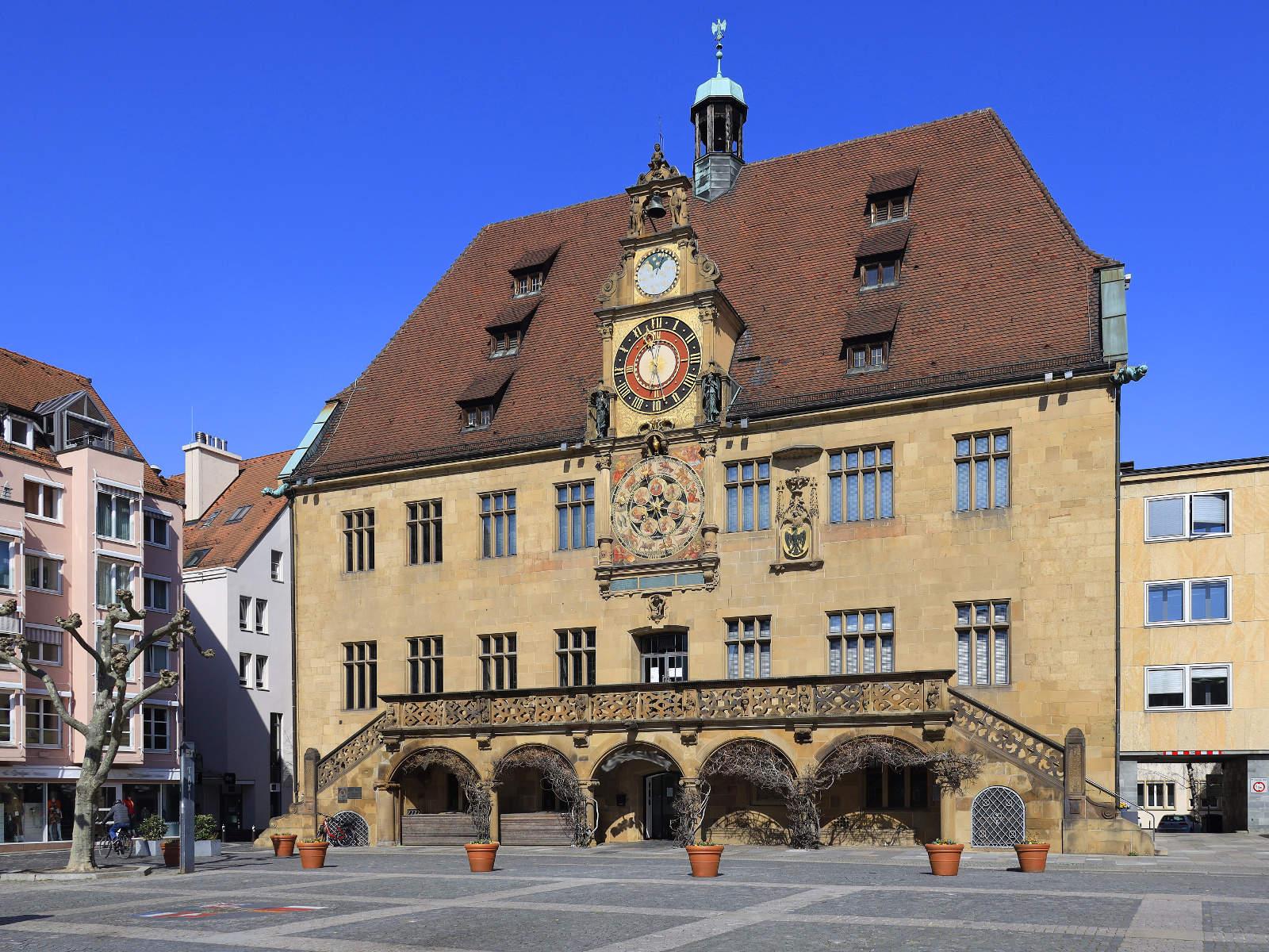 Stadtansicht Heilbronn - Rechtsanwälte für Immobilienrecht Fichter & Kollegen