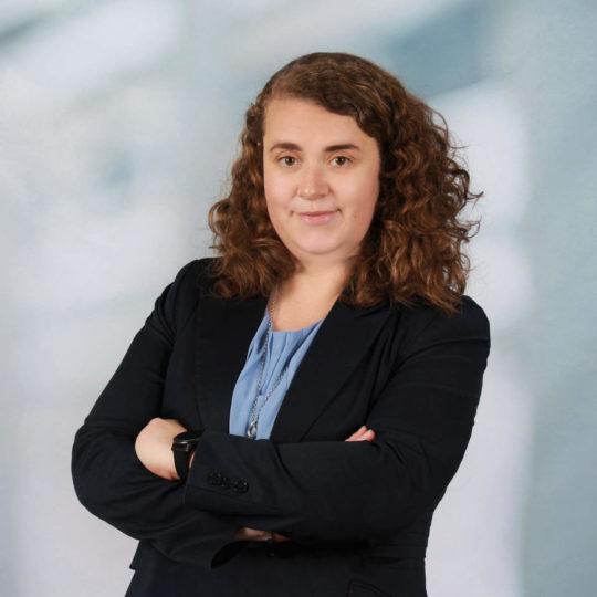 Porträtfoto Wirtschaftsjuristin LL.M. Britta Lichter