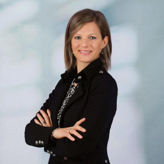 Porträtfoto Rechtsanwältin und Fachanwältin Christina Häfele